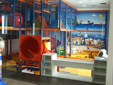 Parques infantiles y Parques de bolas