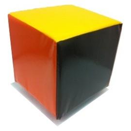 Cubo grande espuma-PVC