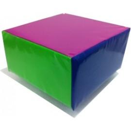 "Cubo ""small"" espuma-PVC"