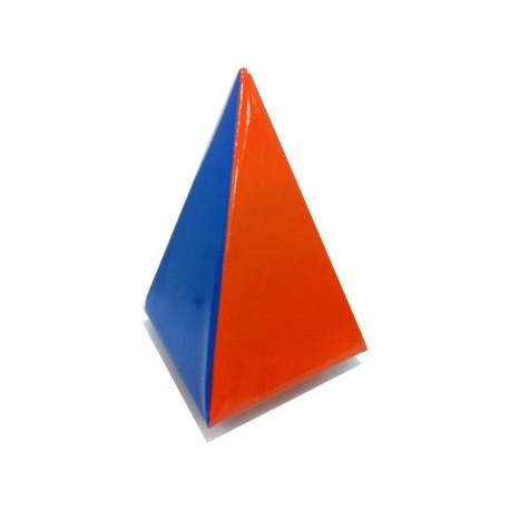 Pirámide espuma-PVC