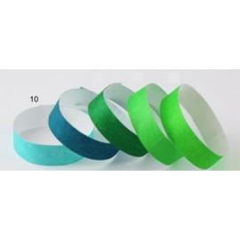 Pulsera TYVEK 1 Pulgada color Aqua