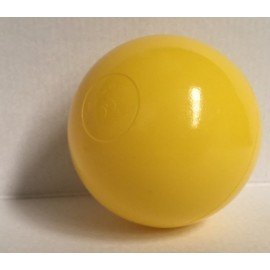 Bola 80mm Amarillo