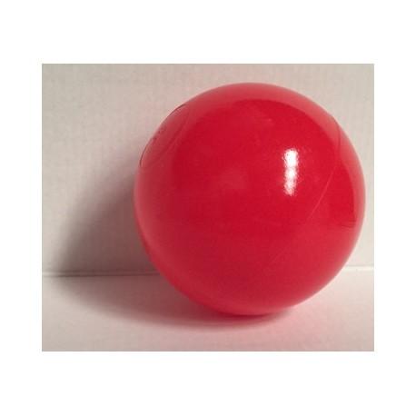 Bola 80mm Rojo