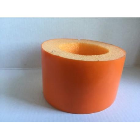 """Coquilla """"PLAY"""" Naranja"""