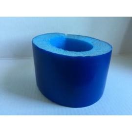 """Coquilla """"PLAY"""" Azul"""